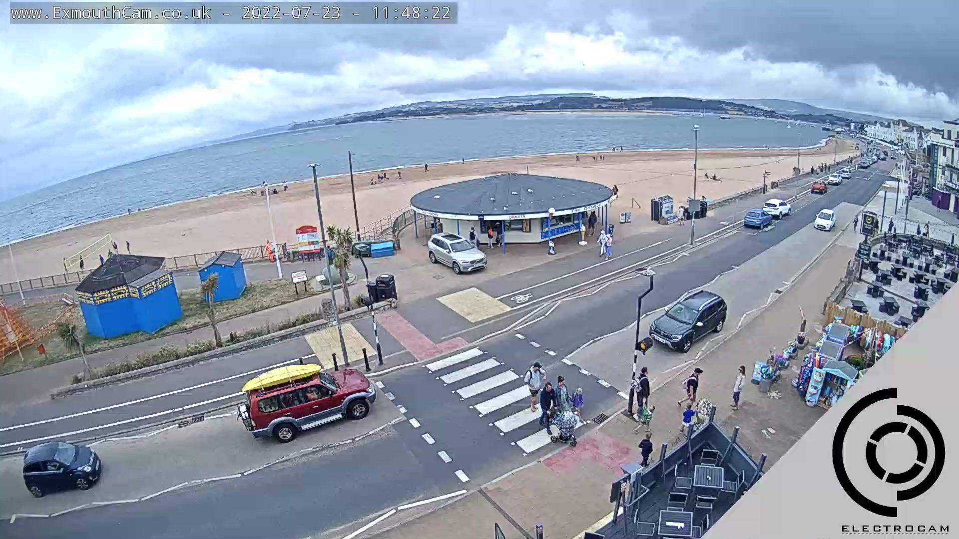 Seafront Webcam